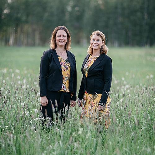Ann-Sofie Stenmark & Ida Wallin